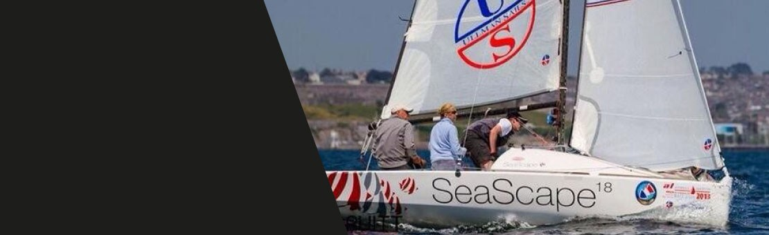 Seascape 18 Mainsail