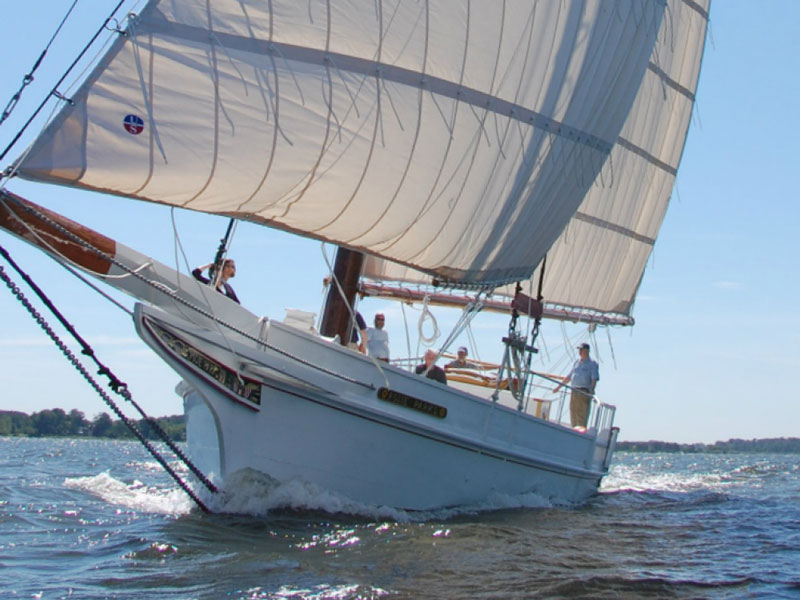 Classic Series Custom traditional specialised sails for unique projects.