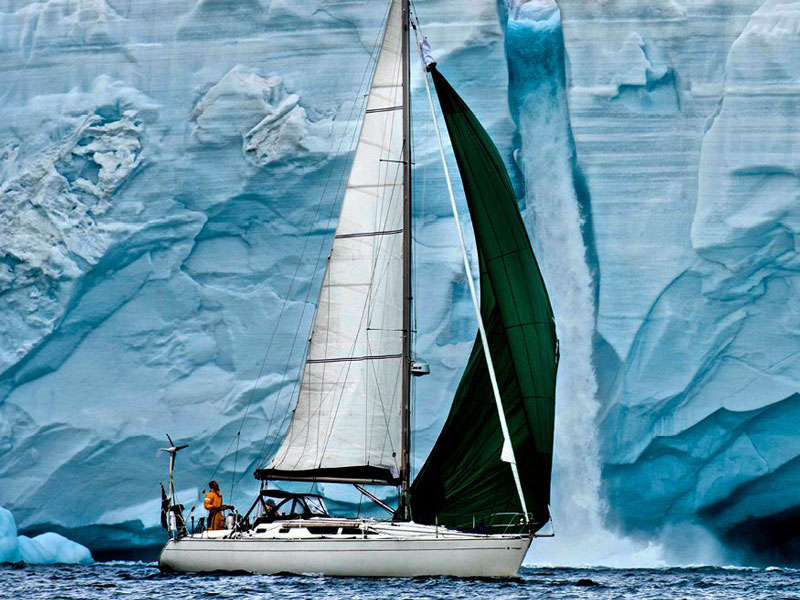 Expedition Series The reliable solution for the world's most extreme sailors.