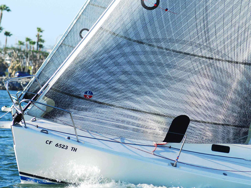 FiberPath Sails The fastest sails on the racecourse.