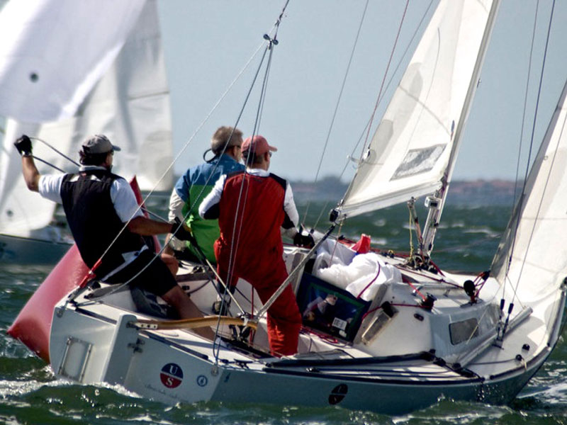 One-Design Sails Carefully optimised sails for a range of classes.