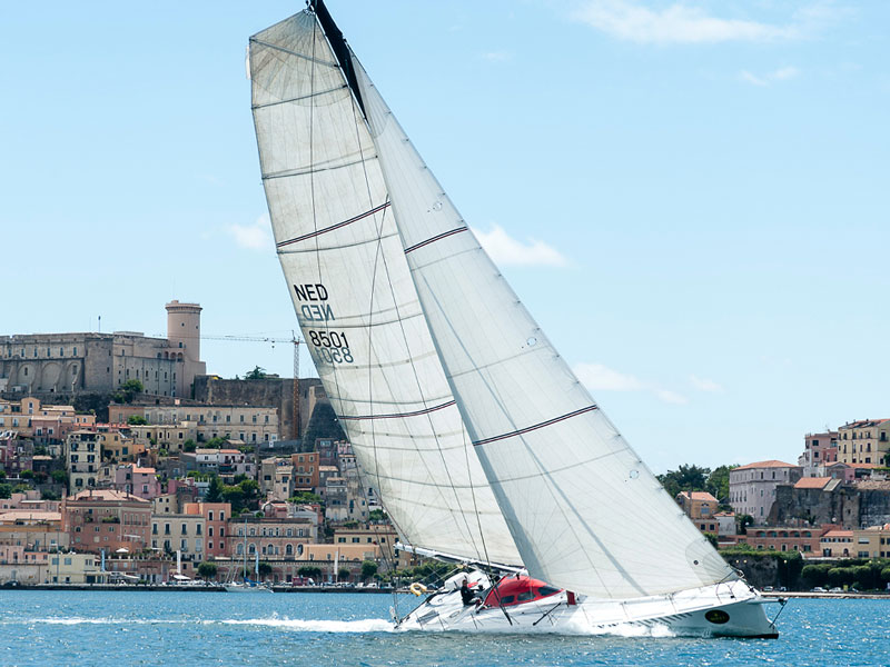 Racing 'Grand-Prix' standard sails for every level of competition