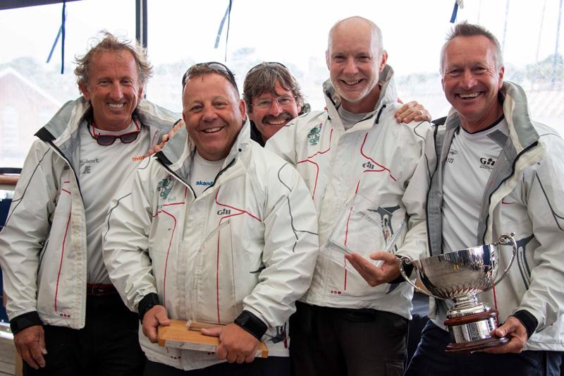 Protis Crew - Quarter ton cup - Ullman Sails