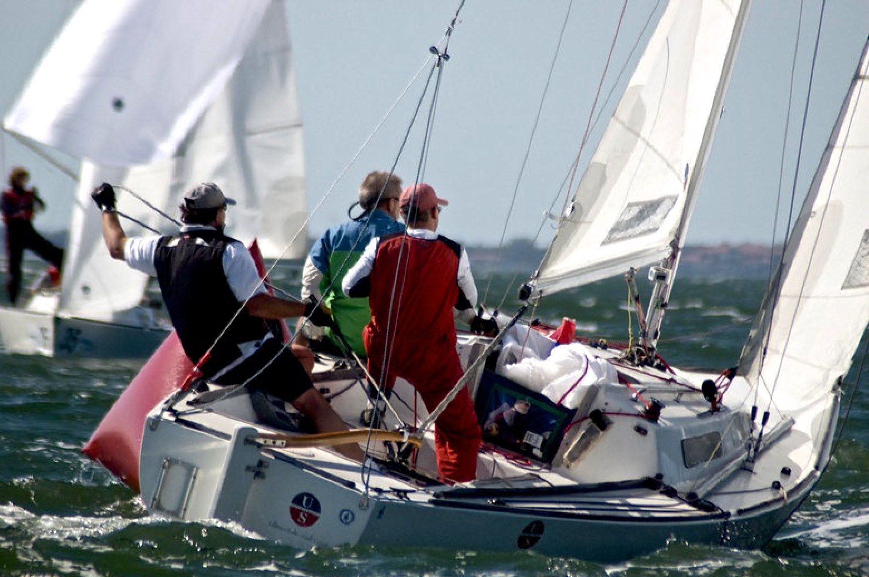 J/22 sponsored by and featuring Ullman Sails