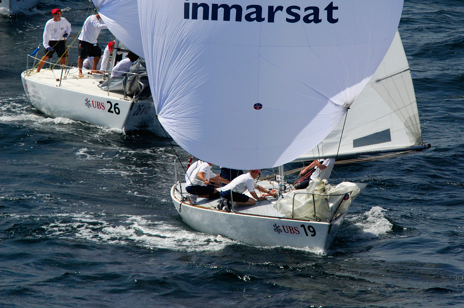 Ullman Sails at the J/24 World Championships
